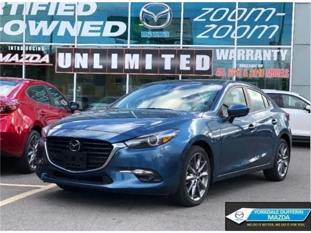 2018 Mazda Mazda3 GT (Stk: D-181129) in Toronto - Image 11 of 12