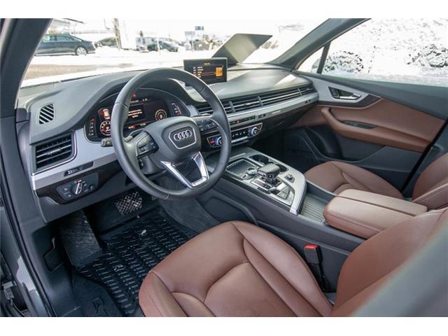 2018 Audi Q7 3.0T Technik (Stk: N4580) in Calgary - Image 7 of 18