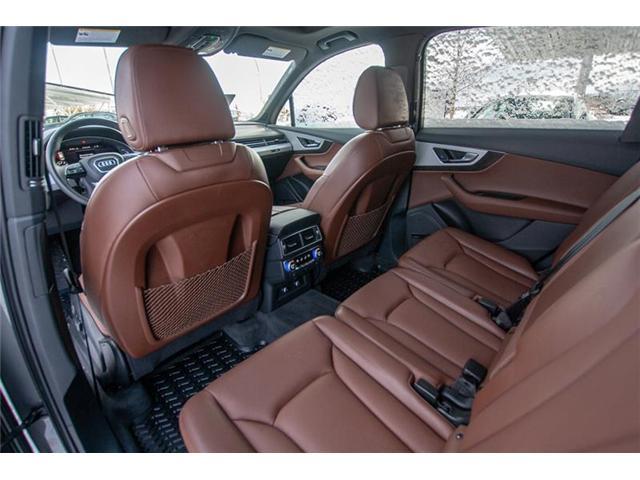 2018 Audi Q7 3.0T Technik (Stk: N4580) in Calgary - Image 9 of 18