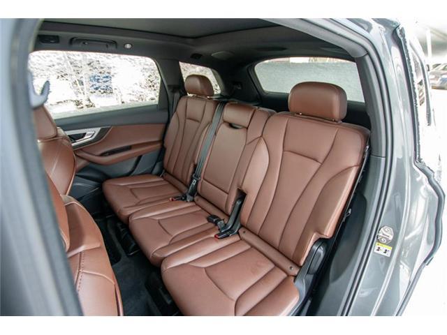 2018 Audi Q7 3.0T Technik (Stk: N4580) in Calgary - Image 11 of 18