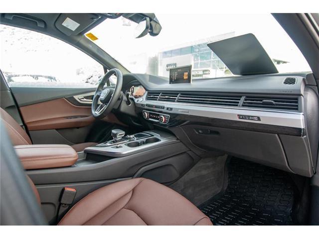 2018 Audi Q7 3.0T Technik (Stk: N4580) in Calgary - Image 18 of 18