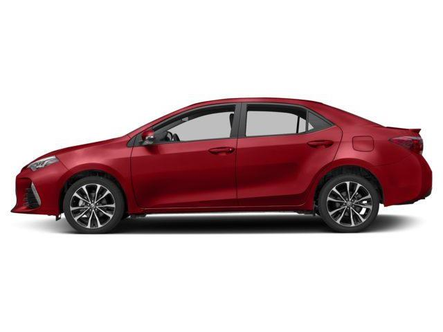 2019 Toyota Corolla SE Upgrade Package (Stk: 190342) in Whitchurch-Stouffville - Image 2 of 9