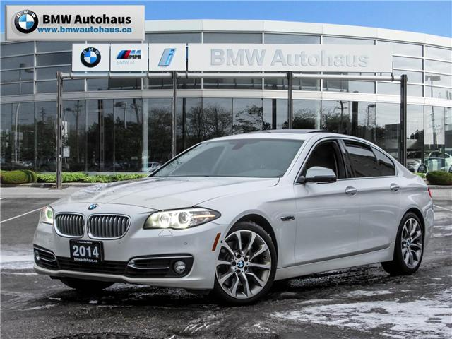 2014 BMW 535i xDrive (Stk: P8612A) in Thornhill - Image 1 of 29