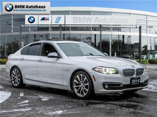 2014 BMW 535i xDrive (Stk: P8612A) in Thornhill - Image 3 of 29