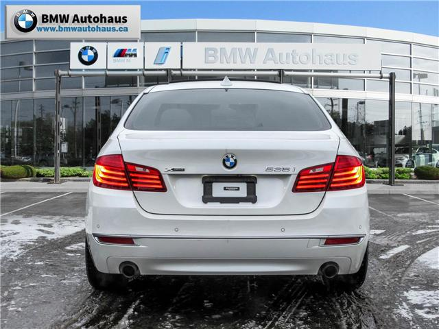 2014 BMW 535i xDrive (Stk: P8612A) in Thornhill - Image 6 of 29