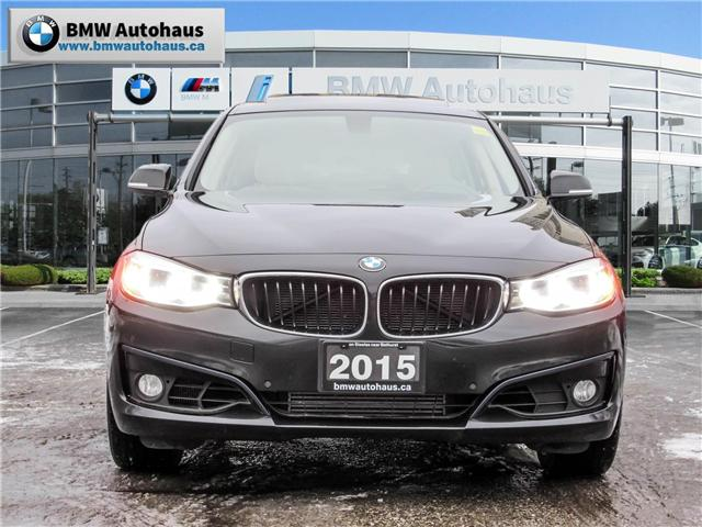 2015 BMW 328i xDrive Gran Turismo (Stk: P8756) in Thornhill - Image 2 of 28