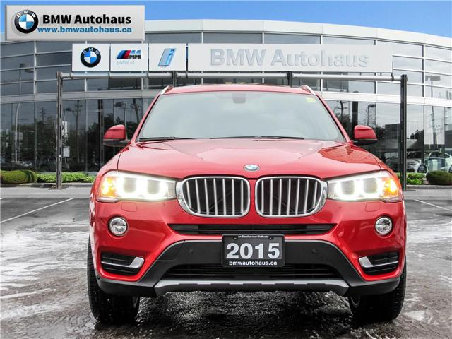 2015 BMW X3 xDrive28i (Stk: P8770) in Thornhill - Image 2 of 28
