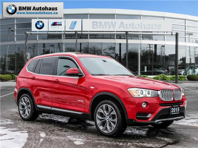 2015 BMW X3 xDrive28i (Stk: P8770) in Thornhill - Image 3 of 28