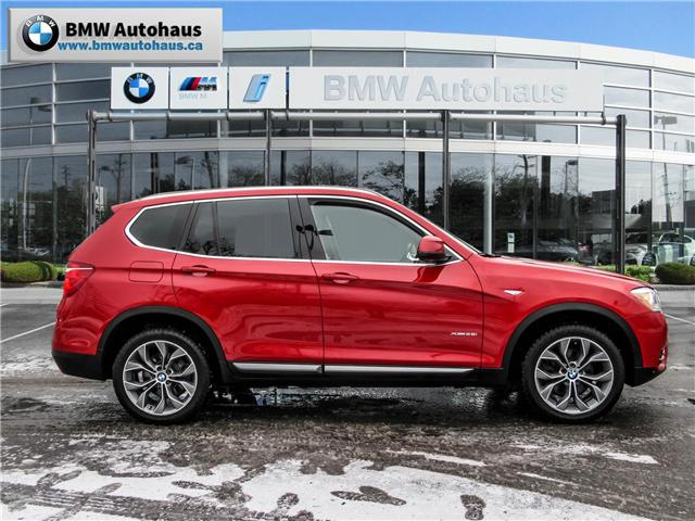 2015 BMW X3 xDrive28i (Stk: P8770) in Thornhill - Image 4 of 28