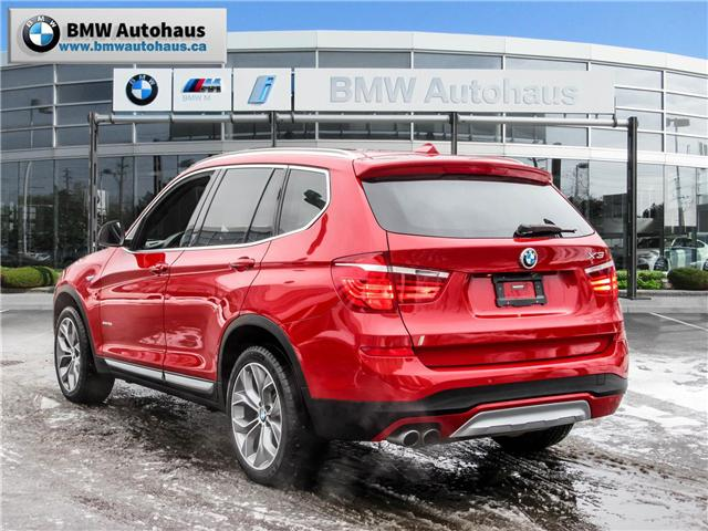 2015 BMW X3 xDrive28i (Stk: P8770) in Thornhill - Image 7 of 28