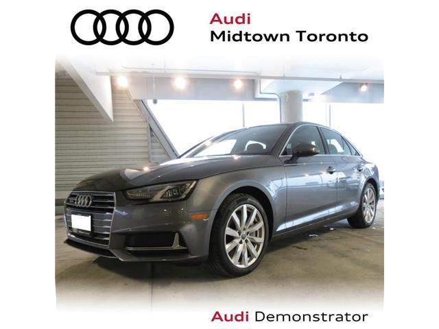 2019 Audi A4 45 Komfort (Stk: AU6015) in Toronto - Image 1 of 21