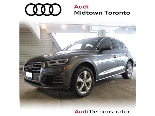 2019 Audi Q5 45 Tecknik (Stk: AU6089) in Toronto - Image 1 of 22