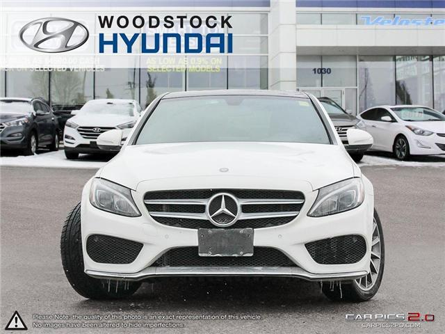2015 Mercedes-Benz C-Class Base (Stk: SE19013A) in Woodstock - Image 2 of 27