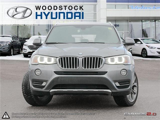 2015 BMW X3 xDrive28d (Stk: P1353) in Woodstock - Image 2 of 27