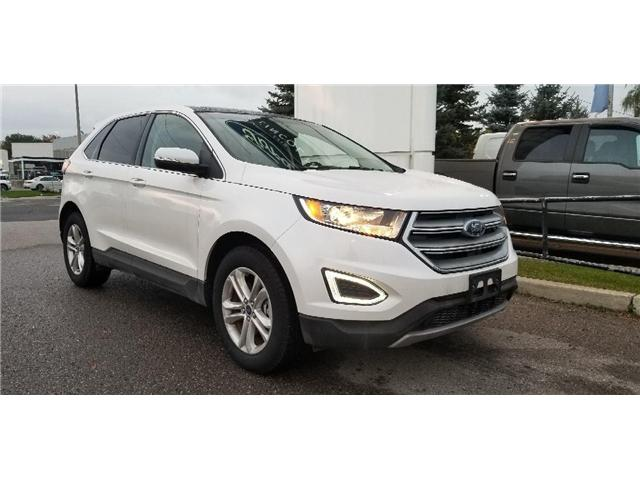 2017 Ford Edge SEL (Stk: P8372) in Unionville - Image 1 of 18