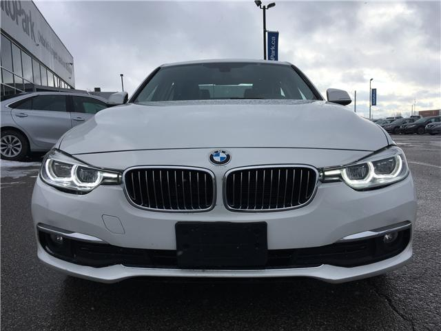 2017 BMW 320i xDrive (Stk: 17-91695RJB) in Barrie - Image 2 of 28