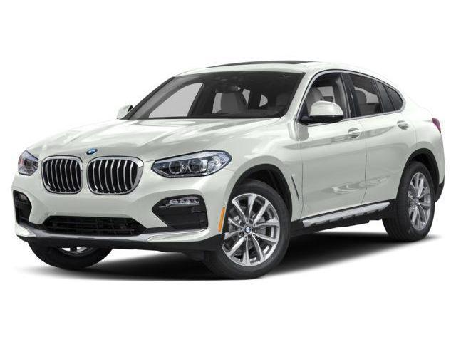 2019 BMW X4