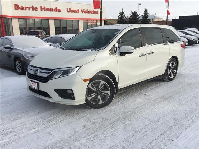 2018 Honda Odyssey EX (Stk: U18061) in Barrie - Image 1 of 19