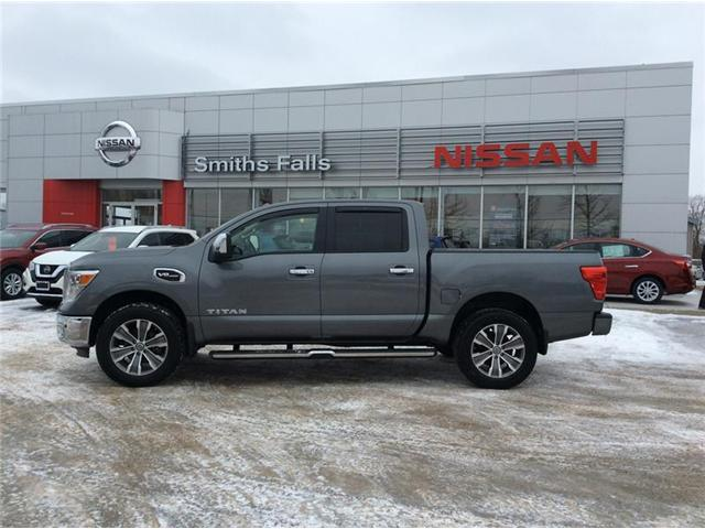 2017 Nissan Titan SL (Stk: 18-408A) in Smiths Falls - Image 1 of 12