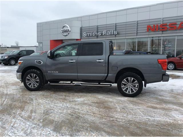 2017 Nissan Titan SL (Stk: 18-408A) in Smiths Falls - Image 2 of 12