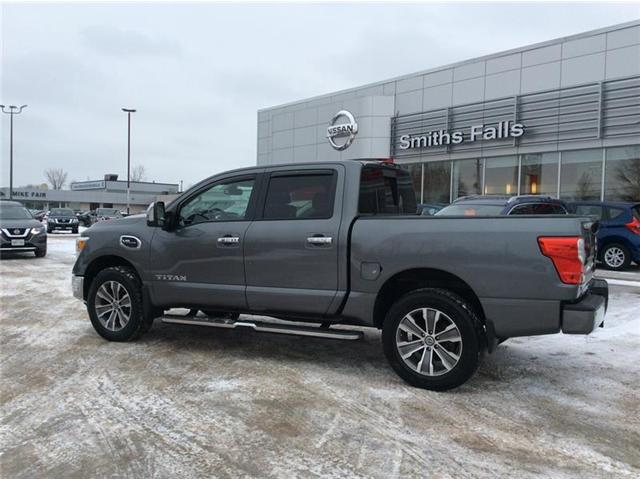2017 Nissan Titan SL (Stk: 18-408A) in Smiths Falls - Image 3 of 12