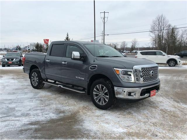 2017 Nissan Titan SL (Stk: 18-408A) in Smiths Falls - Image 5 of 12