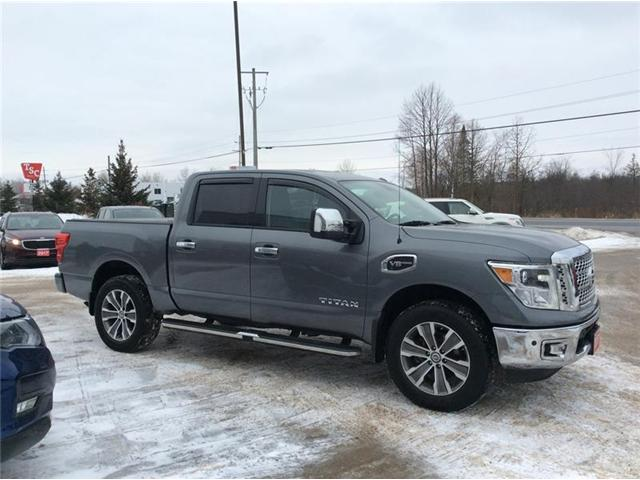 2017 Nissan Titan SL (Stk: 18-408A) in Smiths Falls - Image 7 of 12