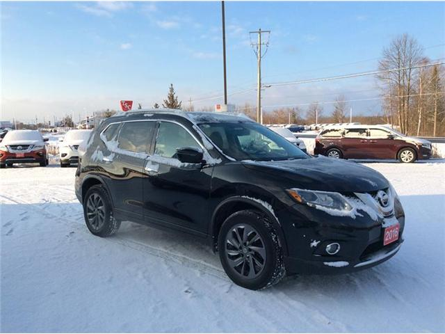 2016 Nissan Rogue SL Premium (Stk: P1961) in Smiths Falls - Image 5 of 13