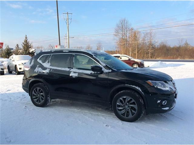 2016 Nissan Rogue SL Premium (Stk: P1961) in Smiths Falls - Image 7 of 13