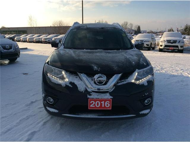 2016 Nissan Rogue SL Premium (Stk: P1961) in Smiths Falls - Image 8 of 13