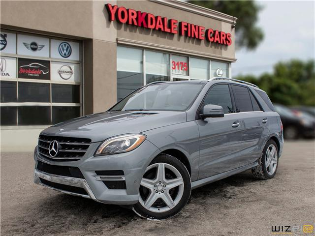2013 Mercedes-Benz M-Class  (Stk: D2977) in Toronto - Image 1 of 26