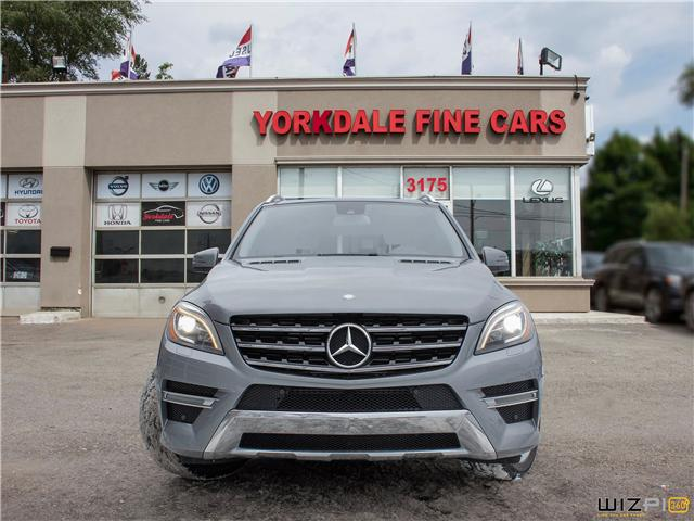 2013 Mercedes-Benz M-Class  (Stk: D2977) in Toronto - Image 2 of 26
