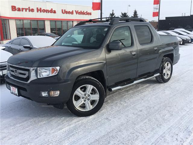 2013 Honda Ridgeline Touring (Stk: U13012) in Barrie - Image 1 of 16