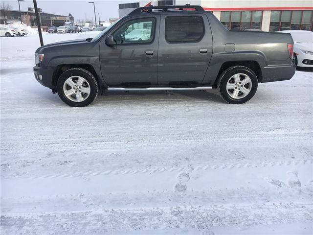 2013 Honda Ridgeline Touring (Stk: U13012) in Barrie - Image 2 of 16