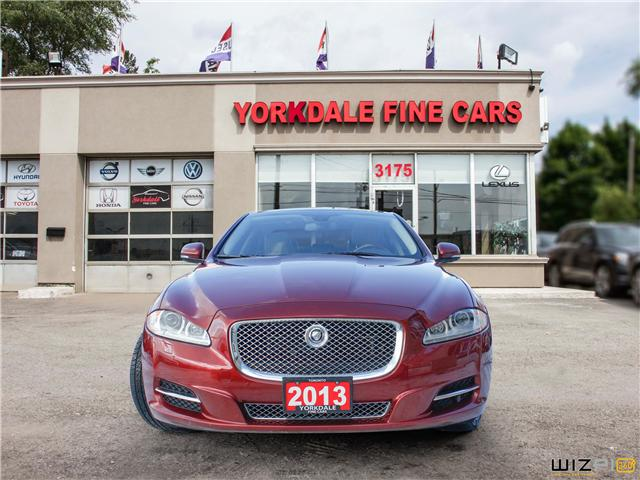2013 Jaguar XJ XJ (Stk: S1978) in Toronto - Image 2 of 29