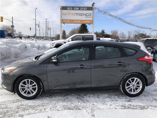 2015 Ford Focus SE (Stk: -) in Kemptville - Image 2 of 29