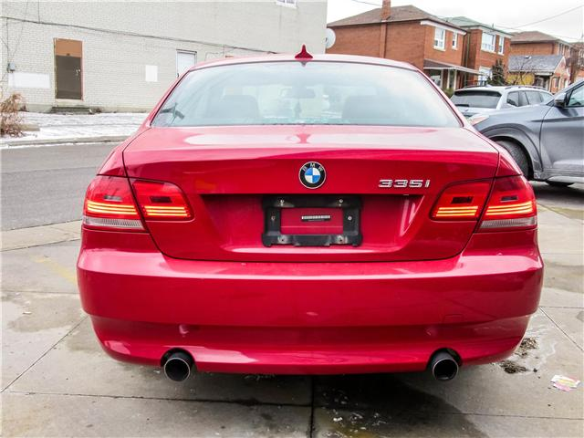 2007 BMW 335i  (Stk: CU0034) in Toronto - Image 4 of 12