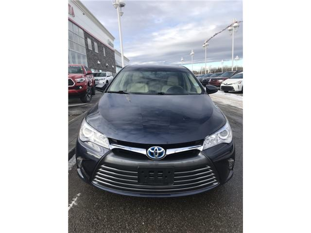 2015 Toyota Camry Hybrid XLE (Stk: 180336A) in Cochrane - Image 2 of 19