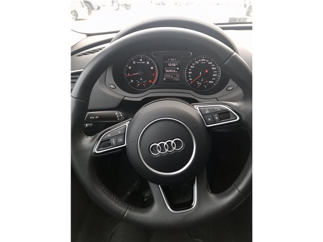 2018 Audi Q3 2.0T Progressiv (Stk: 2774) in Cochrane - Image 16 of 18