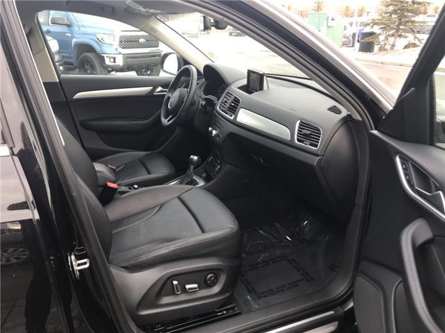 2018 Audi Q3 2.0T Progressiv (Stk: 2774) in Cochrane - Image 6 of 18