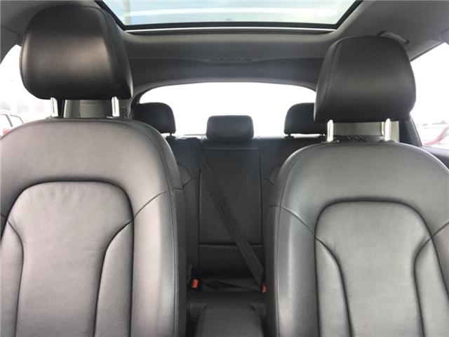 2018 Audi Q3 2.0T Progressiv (Stk: 2774) in Cochrane - Image 8 of 18