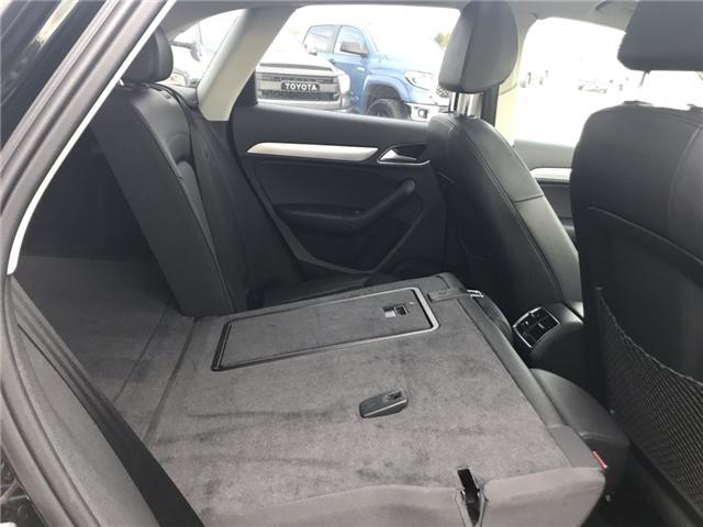 2018 Audi Q3 2.0T Progressiv (Stk: 2774) in Cochrane - Image 14 of 18