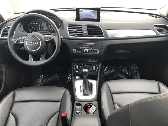 2018 Audi Q3 2.0T Progressiv (Stk: 2774) in Cochrane - Image 7 of 18