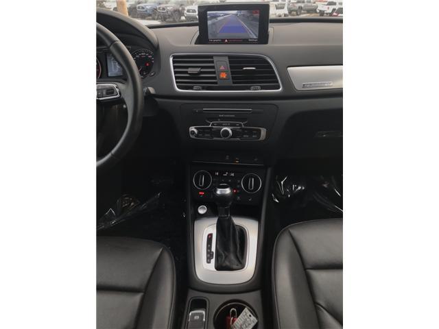 2018 Audi Q3 2.0T Progressiv (Stk: 2774) in Cochrane - Image 9 of 18