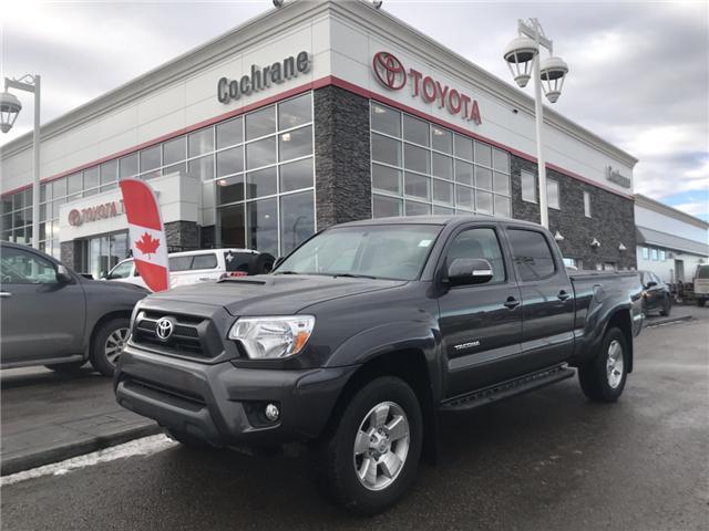2015 Toyota Tacoma V6 (Stk: 180296A) in Cochrane - Image 1 of 23