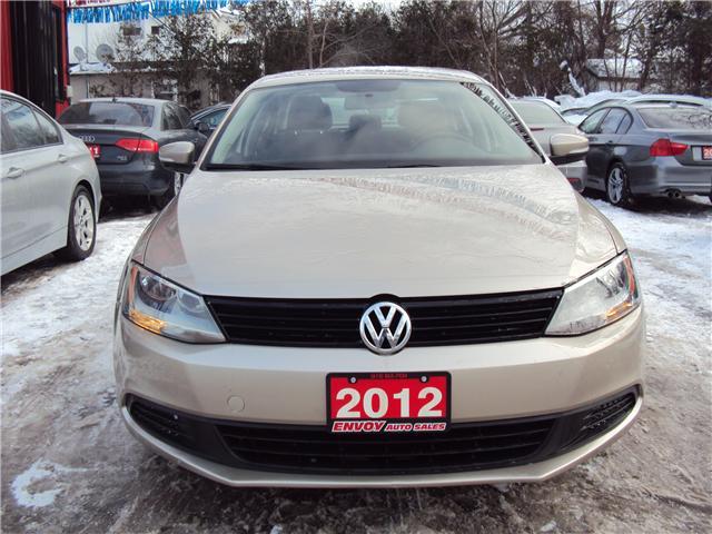 2012 Volkswagen Jetta 2.0L Comfortline (Stk: ) in Ottawa - Image 2 of 19