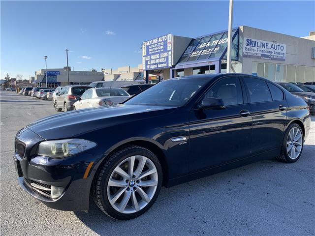 2011 BMW 535i xDrive (Stk: ) in Concord - Image 1 of 20