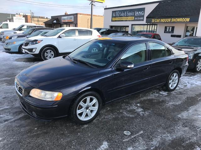 2007 Volvo S60 2.5T (Stk: 04231) in Etobicoke - Image 1 of 16