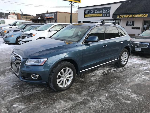 2015 Audi Q5 2.0T Technik (Stk: 75205) in Etobicoke - Image 1 of 16