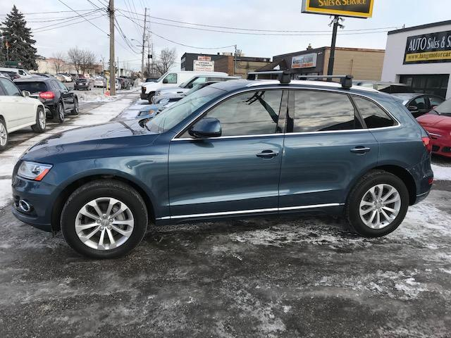 2015 Audi Q5 2.0T Technik (Stk: 75205) in Etobicoke - Image 2 of 16